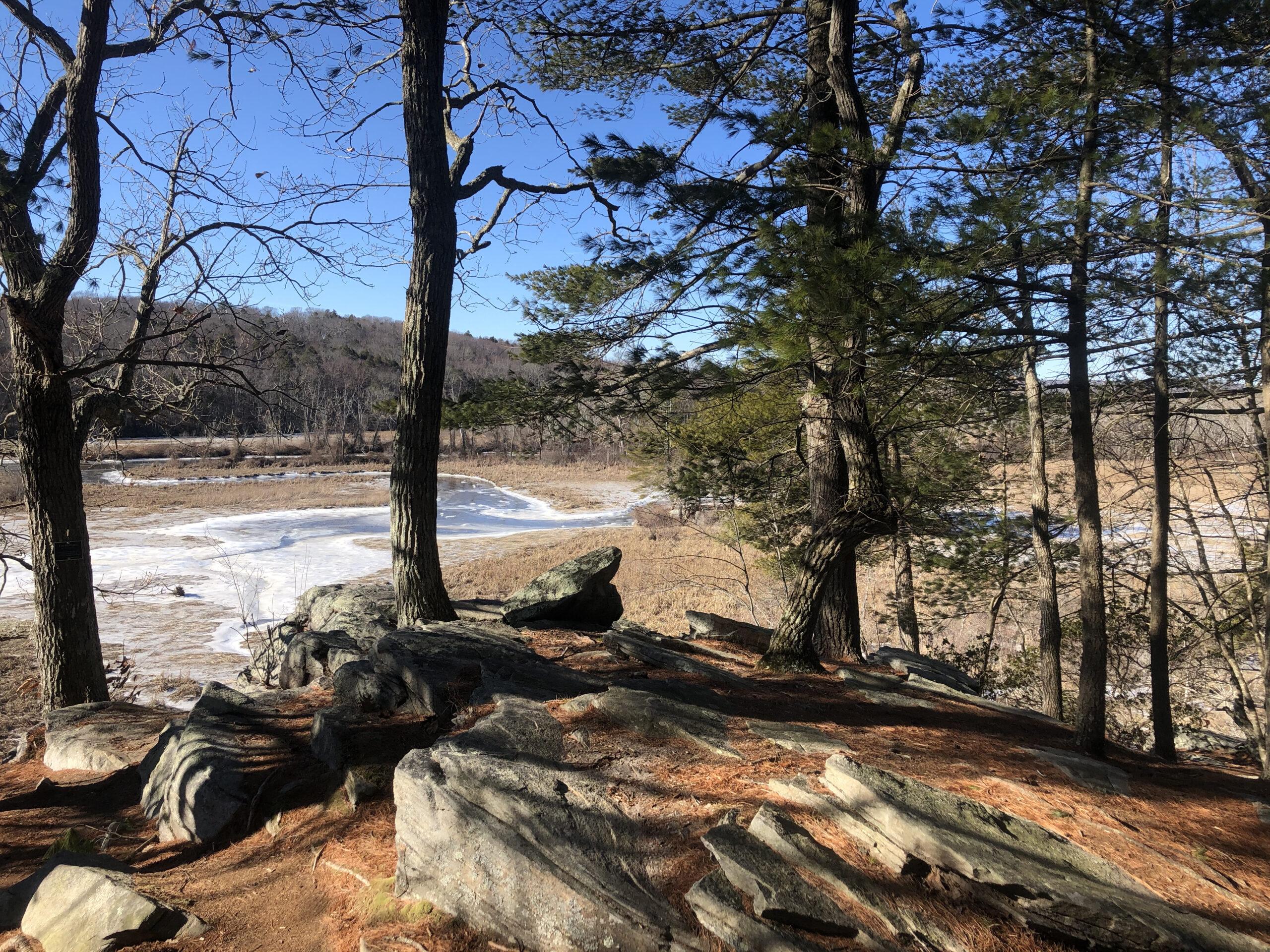 Scenic Selden Creek overlook