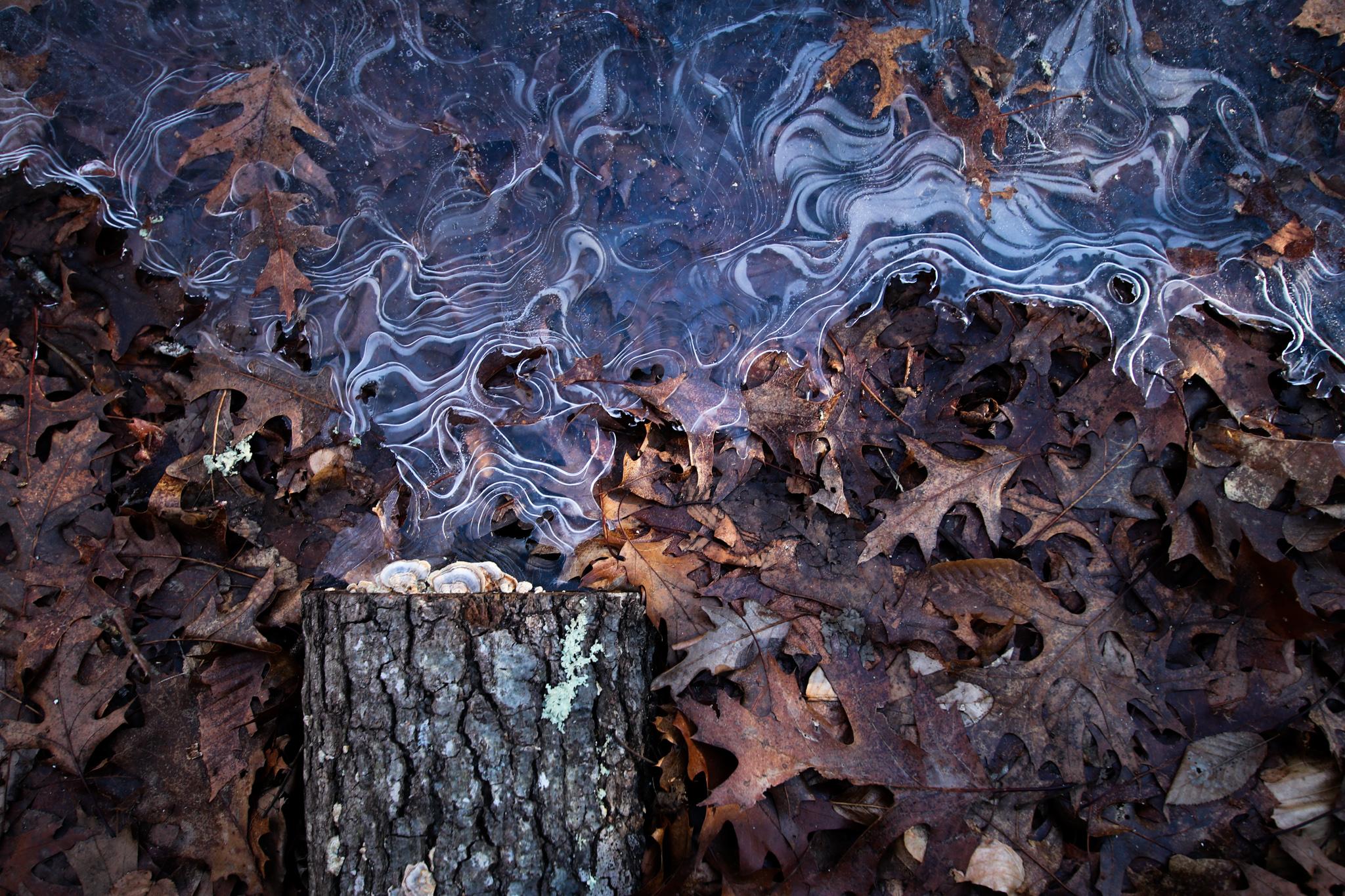 Chimney Stack by Melissa Czarnowski